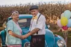 Um amor para vida toda: Olinda + Paulino - Berries and Love