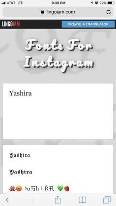 Cambia La Letra De Tu Bio En Instagram Con 3 Simples Pasos Empresarias únicas Conversor De Letras Bio De Instagram Nombre Para Instagram