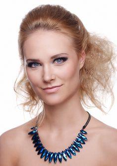 Glamour Makeup & Hair PHOTO: Emil Biliński  MAKEUP ARTIST & HAIR: AE Siadlak  MODEL:Dominika Wronkowska