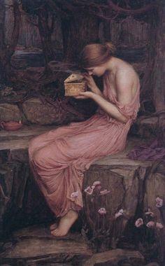 Mythologie grecque : Psyché