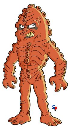 Springfield Punx: Let Zygons Be Zygons