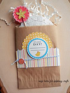 Its YOUR Day with Epiphany Crafts and Helmar