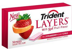 BOGO FREE Trident Layers Single Pack Gum Coupon on http://hunt4freebies.com/coupons