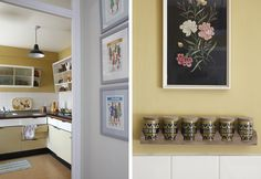 Hannah Cork Interior Design Kitchen Hygena 60's Retro Interior Stylist, Interior Design Kitchen, Cork, Liquor Cabinet, Nostalgia, Retro, Storage, Furniture, Home Decor