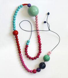 Long necklace #bijoux #bijouxcreateur #bijouxfantaisies #paris #tendancesbijoux2016