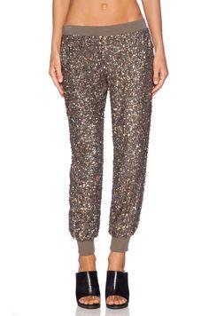 YFB CLOTHING Womens Olive EMBELLISHED PANTS Silk % 100 Sz XS $ 432  | eBay