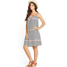 Vero Moda Zanta Dress Dresses For Work, Summer Dresses, Black And White, Fashion, Moda, Summer Sundresses, Black N White, Fashion Styles, Black White