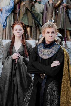 Sansa Stark & Joffrey Baratheon | Game of Thrones