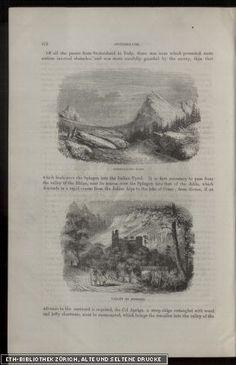Bernardino Pass - Valley of Misocco