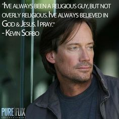 """Kevin Sorbo, of course known as Hercules, but also star of """"God's Not Dead"""" http://godsnotdeadthemovie.com/"""