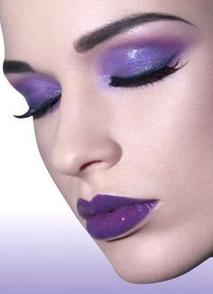 PURPLE Rain on Pinterest | Purple Dress, Purple Gowns and Purple