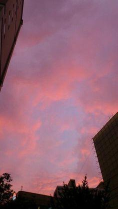 Pink Clouds :)