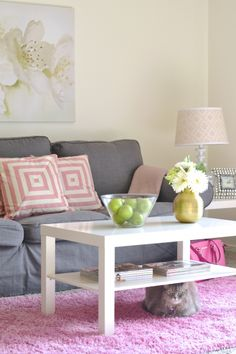 A Peek Inside :: Apartment Tour // Rachel Carmichael   Sage + Sparkle