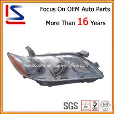 Auto / Car Head Lamp for Toyota Camry ′07 (USA MODEL) on Made-in-China.com