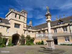 Founded in 1517, Corpus Christi is one of the oldest college in Oxford University The college, situated on Merton Street between Merton College and Oriel College, is one of the smallest in Oxford by...