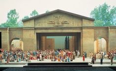 The Passion Play in Oberammergau, Germany