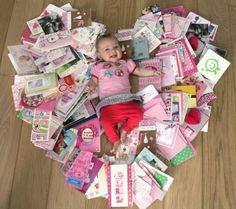 A Baby Footprint Makes a Great Baby Shower Invitation Baby Shower Cards, Baby Shower Invitations, Newborn Photography, Children Photography, Foto Baby, Baby Footprints, Newborn Shoot, Foto Pose, Baby Scrapbook