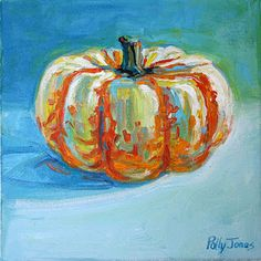 Pumpkin–Polly Jones