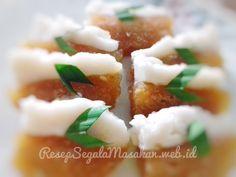 Resep Membuat Kue Talam Singkong