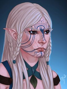 another original character from Dragon Age Inquisition