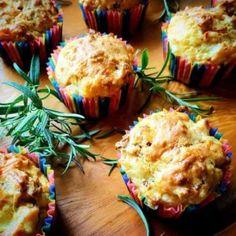 englische Puten-Muffins #englischePutenMuffins #diemuffins #muffins #PutenMuffins #englischeMuffins Cupcakes, Foodblogger, Sweets, Breakfast, Recipes, Inspiration, Baby Recipes, Vegetarian Recipes, Pies