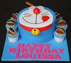 Torta di Doraemon n.16