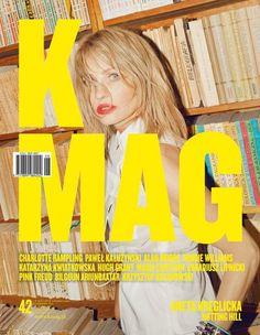 K-MAG Magazine Cover