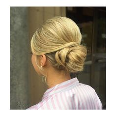 50 Amazing Updos for Medium Length Hair - STYLE SKINNER via Polyvore featuring accessories and hair accessories