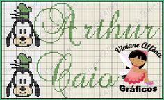 Viviane Alfêna: gráficos de nomes de meninos (inéditos)