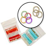 rubber bands for braces.or without braces :)))) Lee Dental Braces, Teeth Braces, Braces Rubber Bands, Braces Colors, Perfect Smile, Orthodontics, Old Skool, When Us, Products