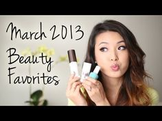 March 2013 Beauty Favorites! @jen