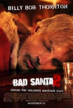 WATCH Bad Santa 2 HDRIP Bad Santa, Films Hd, Film Streaming Vf, Watch Movies, Hd Movies Download, Chicago, Tv Series Online, Episode Online, Papa Noel