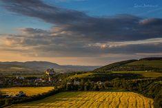 "Sunset over Beckov village - Sunset from Beckovske Skalice at may last year  Follow me on <a href=""https://www.facebook.com/lubosbalazovic.sk"">FACEBOOK</a> or <a href=""https://www.instagram.com/balazovic.lubos"">INSTAGRAM</a>"