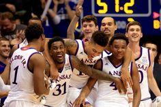 2015 ku basketball team - Google Search