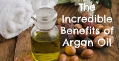 Argan Oil/Moroccan Oil Beauty Benefits and Uses