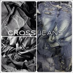 https://instagram.com/cross_jeans/  #adriana #superskinny #denim #wash #indigo #cool #washing #production #crossjeans #cross_jeans
