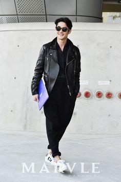 [MARVLE MAGAZINE] Seoul Fashion Week 2014 FW / 서울패션위크 / 동대문디자인플라자/DDP/스트릿패션 / 패션위크스트릿/마블매거진/마블잡지/배정남/이현이/이혜승/이성경/강승연/주우재/박지수/이의수/곽지영 : 네이버 블...