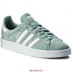 77c48e2ae55 Νέα άφιξη Γυναικεία Αθλητικά Παπούτσια adidas Campus J BY9578 Χρήση πρώτης  ύλης Πράσινο Adidas Samba,