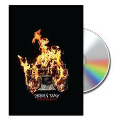 Green Day Revolution Radio Lyric Book. Release on 7 oct 16