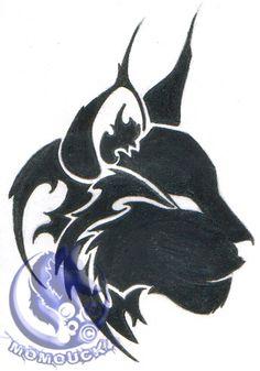 http://www.tattoostime.com/images/340/classic-black-ink-lynx-head-tattoo-design.jpg