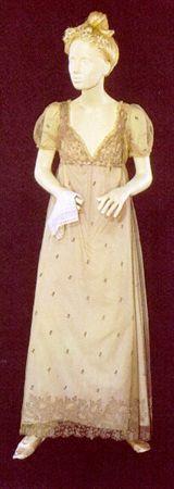 Dress, 1804, Portugal