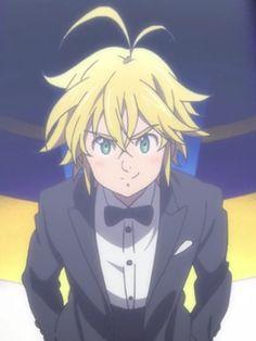 Seven Deadly Sins Anime, Elizabeth Seven Deadly Sins, 7 Deadly Sins, Meliodas And Elizabeth, Elizabeth Liones, Otaku Anime, Anime Guys, Anime Zone, Sir Meliodas