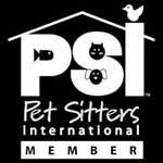 Member of Pet Sitters International