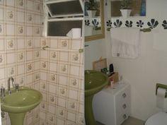 Banheiro feio? Como salvar seu banheiro sem reforma • MeuEstiloDecor