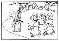 Curso Bíblico Infantil Palavra de Deus: Março 2012