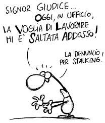 Cavezzali - Lavoro & stalking :)