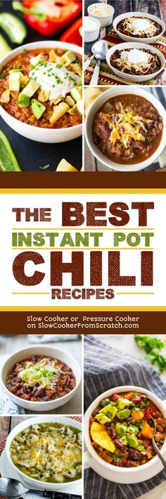 The BEST Instant Pot