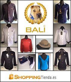 ROPA BALI: Cómoda, elegante y juvenil; de fabricación española. www.shoppingtienda.es