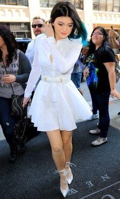 Vestido usado en la rueda de prensa como Miss world