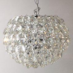 Buy John Lewis Alexa Tear Drop Ceiling Light Pendant Online at johnlewis.com